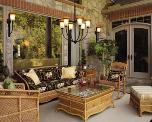 set the mood with outdoor lighting  fifthroom living, Lighting ideas