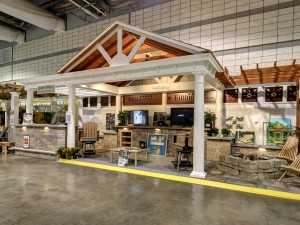 Fifthroom.com's Booth at the Duquesne Light Home and Garden Show