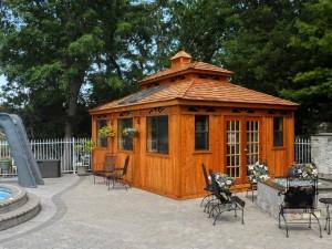 assemble cabana