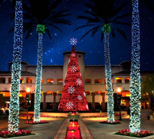 Outdoor Holiday Decorations from Around the World