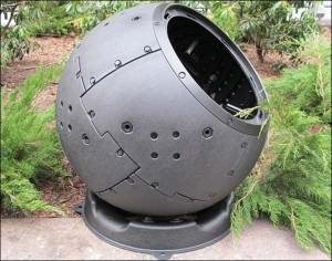 outdoor furniture - compost bin
