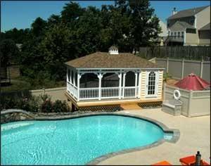 Fifthroom.com pool house