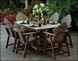 Fancy dining set