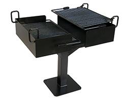 Sturdy grill