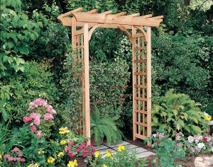 Red Cedar Rosemont Adjustable Arbor