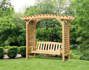 Treated-Pine-Greenfield-Arbor-English-Garden-Swing-Set-9668-A