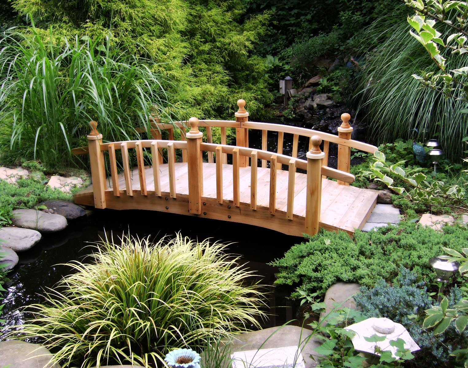 The Gorgeous Garden Bridge Fifthroom Living - Garden bridges