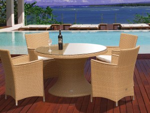 48-Wicker-Honey-Dining-Table-and-Chair-Set-A