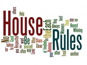 Wordle-House Rules