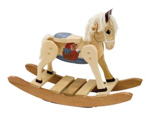 Noahs-Ark-Painted-Rocking-Horse-A