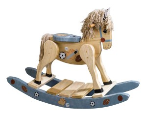 Sports-Painted-Rocking-Horse-A