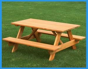 Cypress-Kid's-Picnic-Table