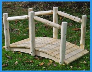 White-Cedar-Unstained-Single-Rail-Bridge