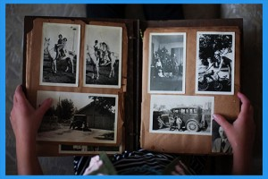 21.Look-through-an-old-photo-album.