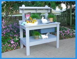 Cypress-Potting-Table-7350-B