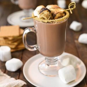 Smores-Hot-Chocolate
