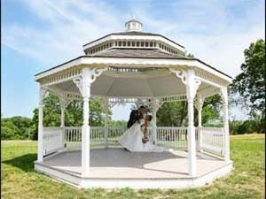 gazebo for wedding