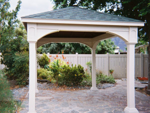 hardscaping and outdoor patio example