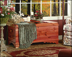 Waterfall chest -- even the name is beautiful