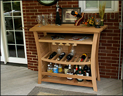 Red Cedar Bar -- perfect gift for big kids